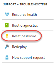 Reset BIG-IP VE password in Azure