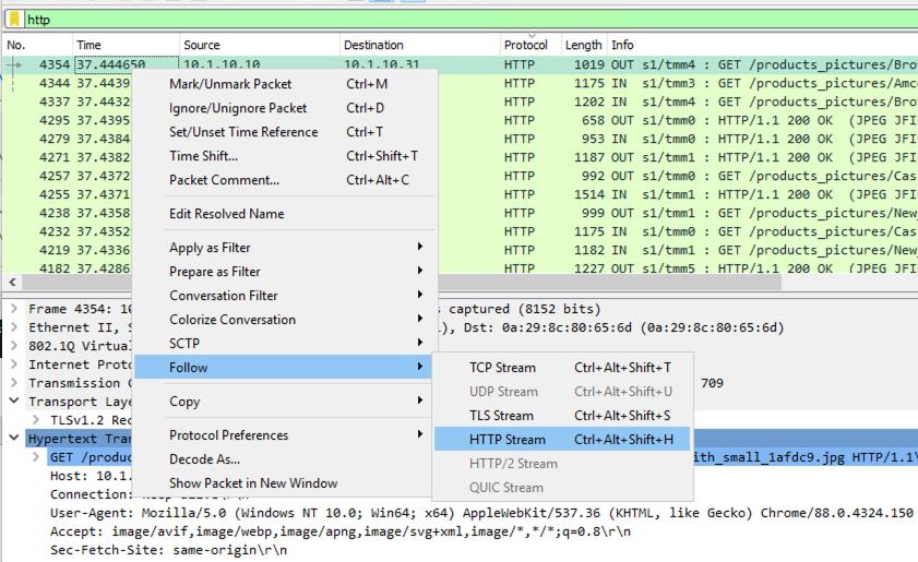Decrypting SSL in Wireshark