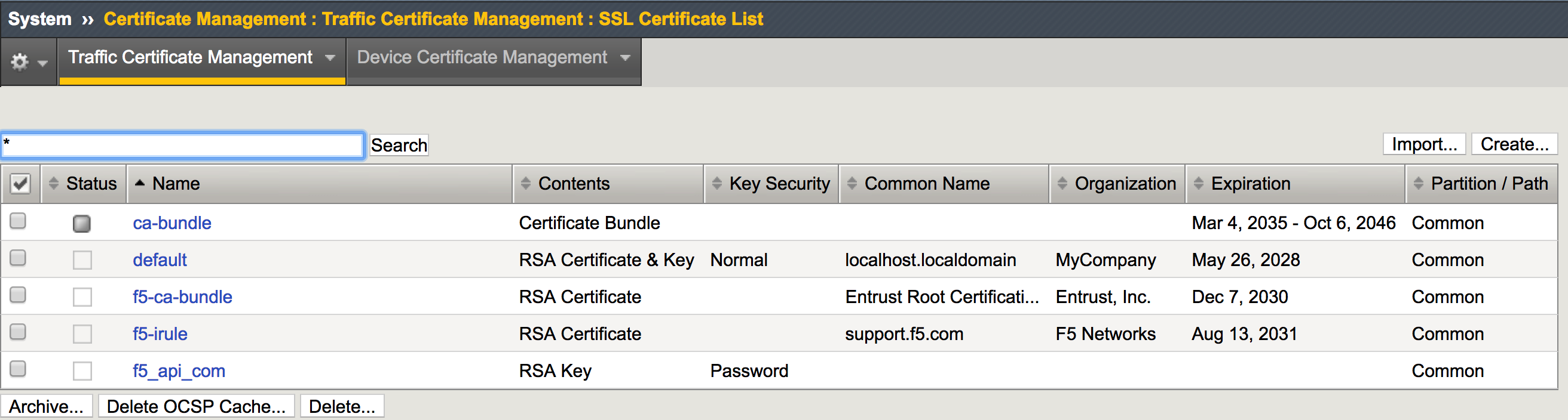 Lab 5 Ssl Offload And Security