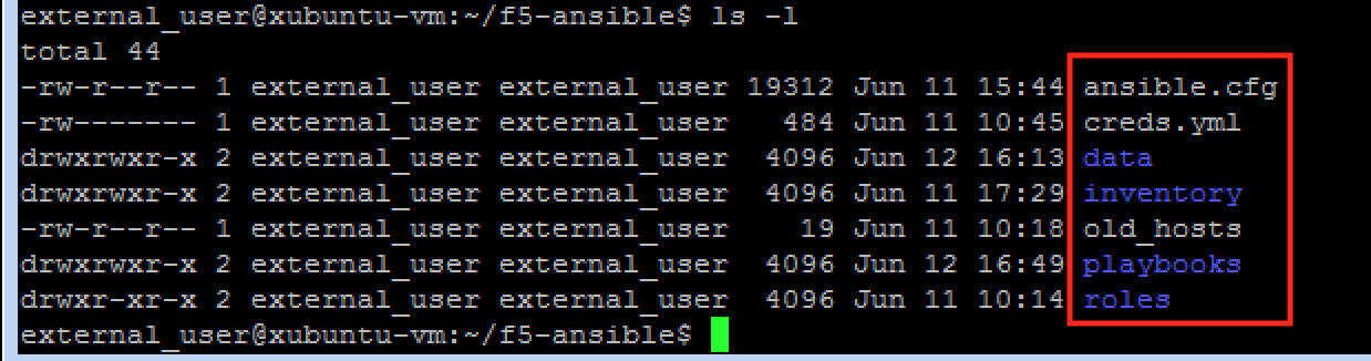 Lab 6 1 - Brief overview of our Ansible setup